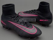 Nike Mercurial Superfly V Black Blast Pink
