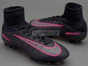 Nike Mercurial Superfly V Black Blast Pink