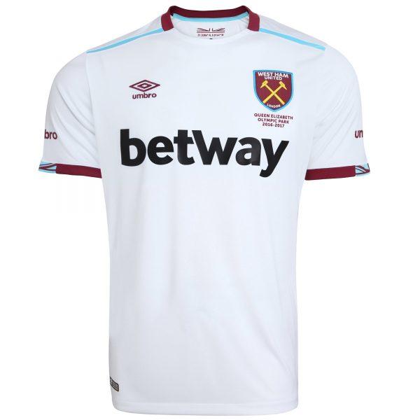 West Ham United uitshirt 2017
