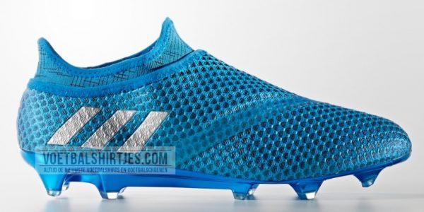 adidas Messi 16+ Purechaos Shock blue