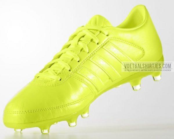 adidas gloro 16.1 fg solar yellow