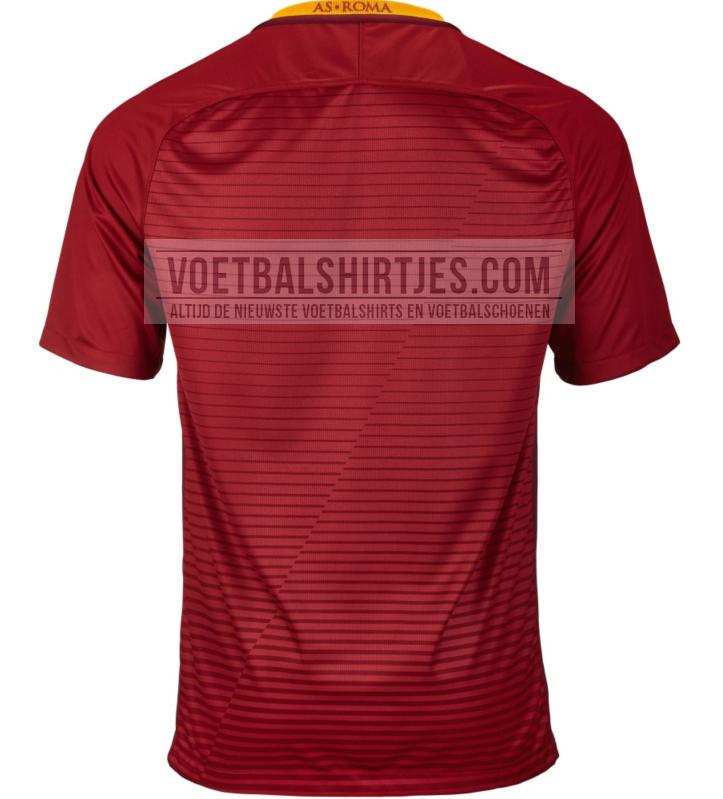 as roma shirt 16-17
