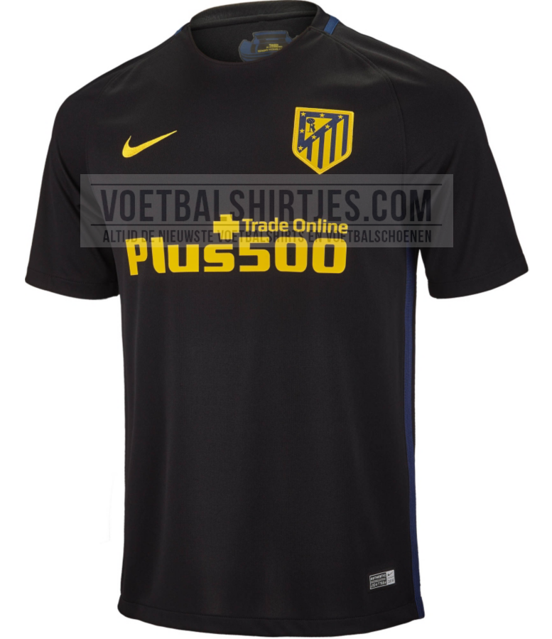 atletico madrid uitshirt 2017