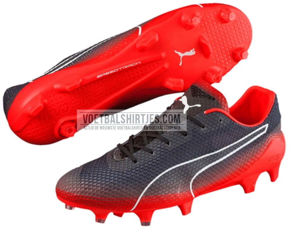 evospeed fresh red blast