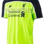 Liverpool third kit 2017
