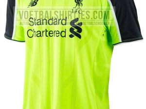 liverpool third kit 2017
