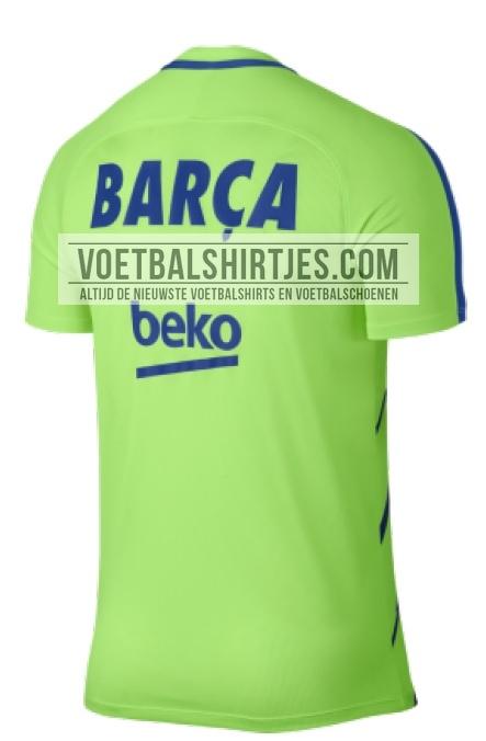 Barcelona pre match shirt 2017