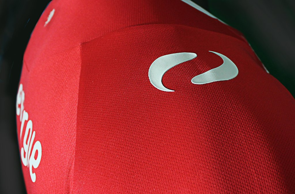 FC Twente shirt 2017 schouder