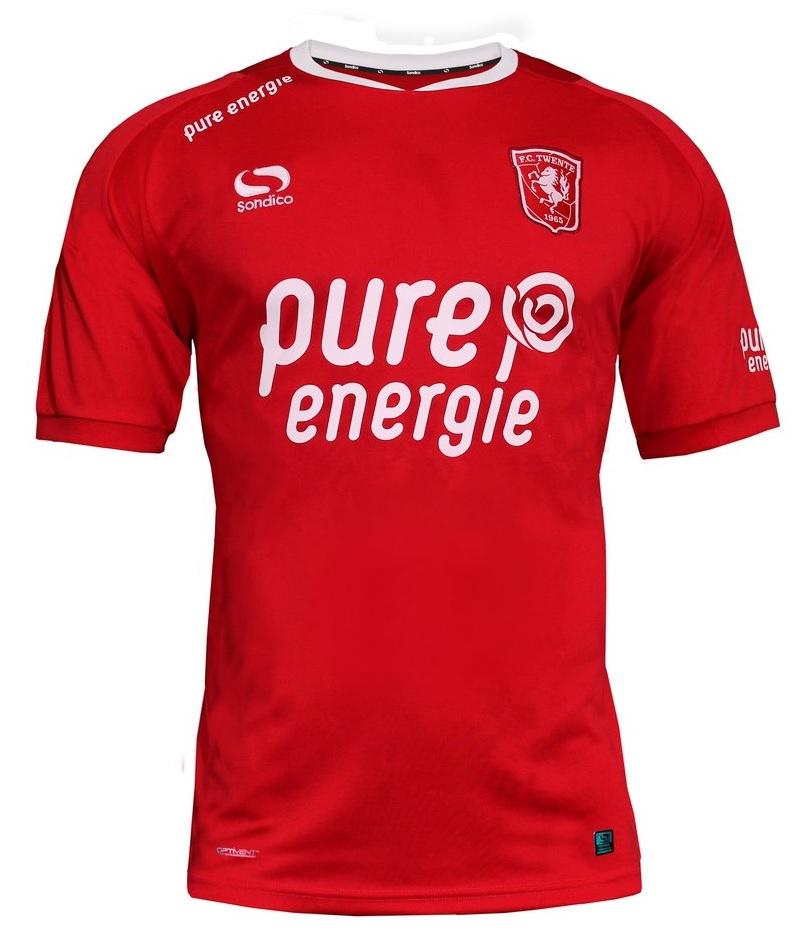 Fc Twente Shirt 2017 Fc Twente Thuisshirt 2017 Sondico