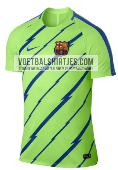 FC barcelona pre match top 2017