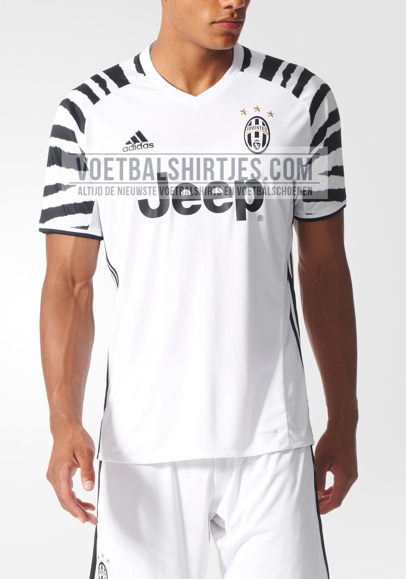 Juventus maglia third 2017