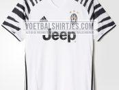 Juventus third kit 2017