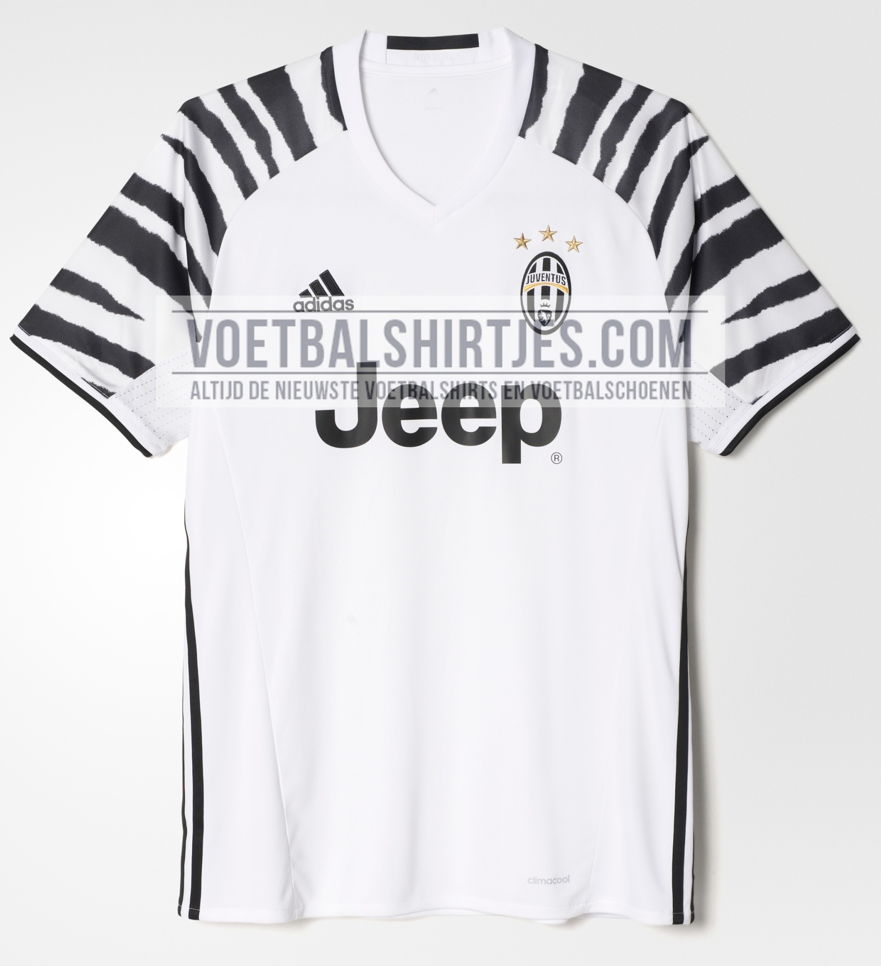 Juventus third kit 2017
