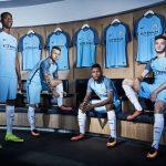 Manchester City thuisshirt 2017