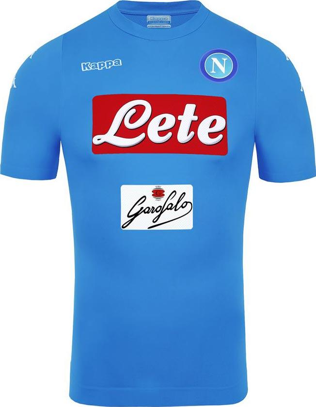 Napoli shirt 2017