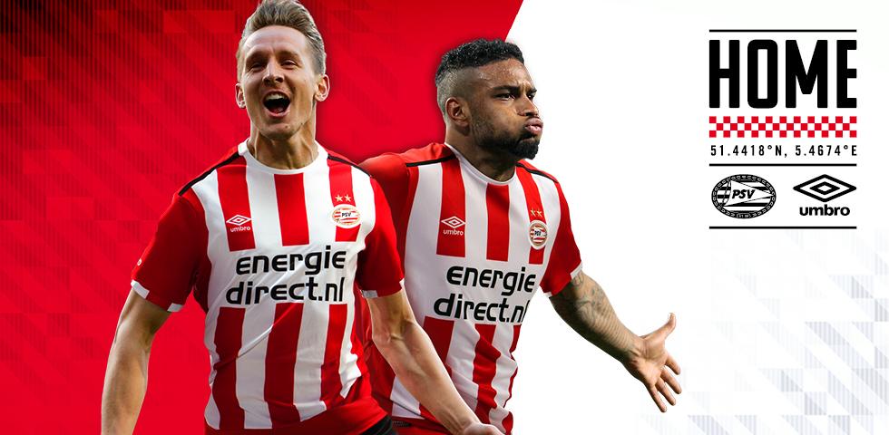 PSV thuisshirt 2017