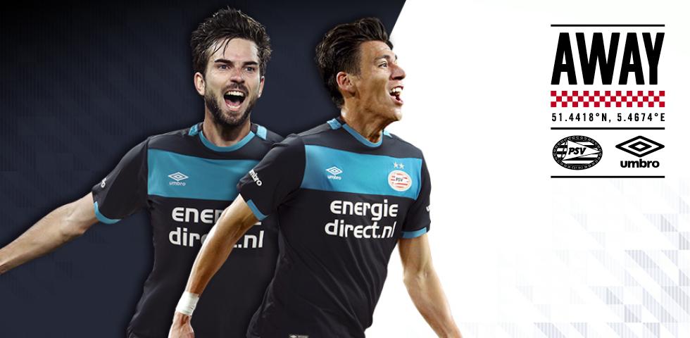 PSV uitshirt 2017
