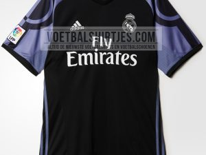 Real Madrid 3rd kit 2017