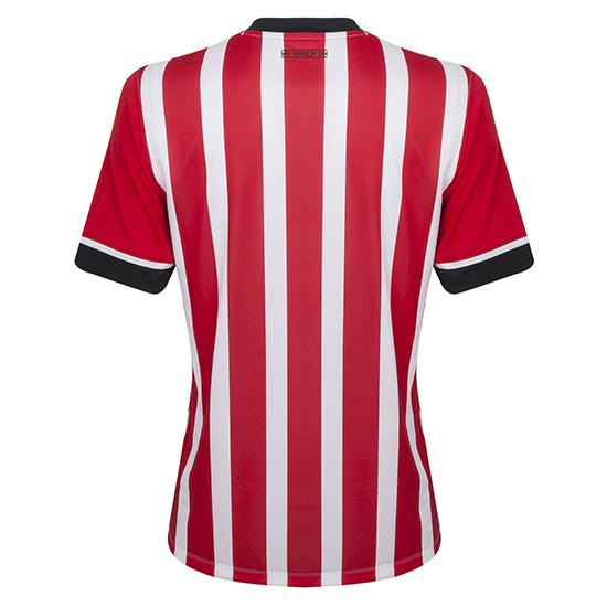 SOUTHAMPTON FC home kit 2017