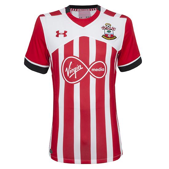 SOUTHAMPTON FC shirt 2017