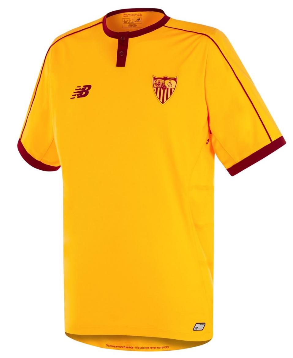 Sevilla 3rd kit 2017