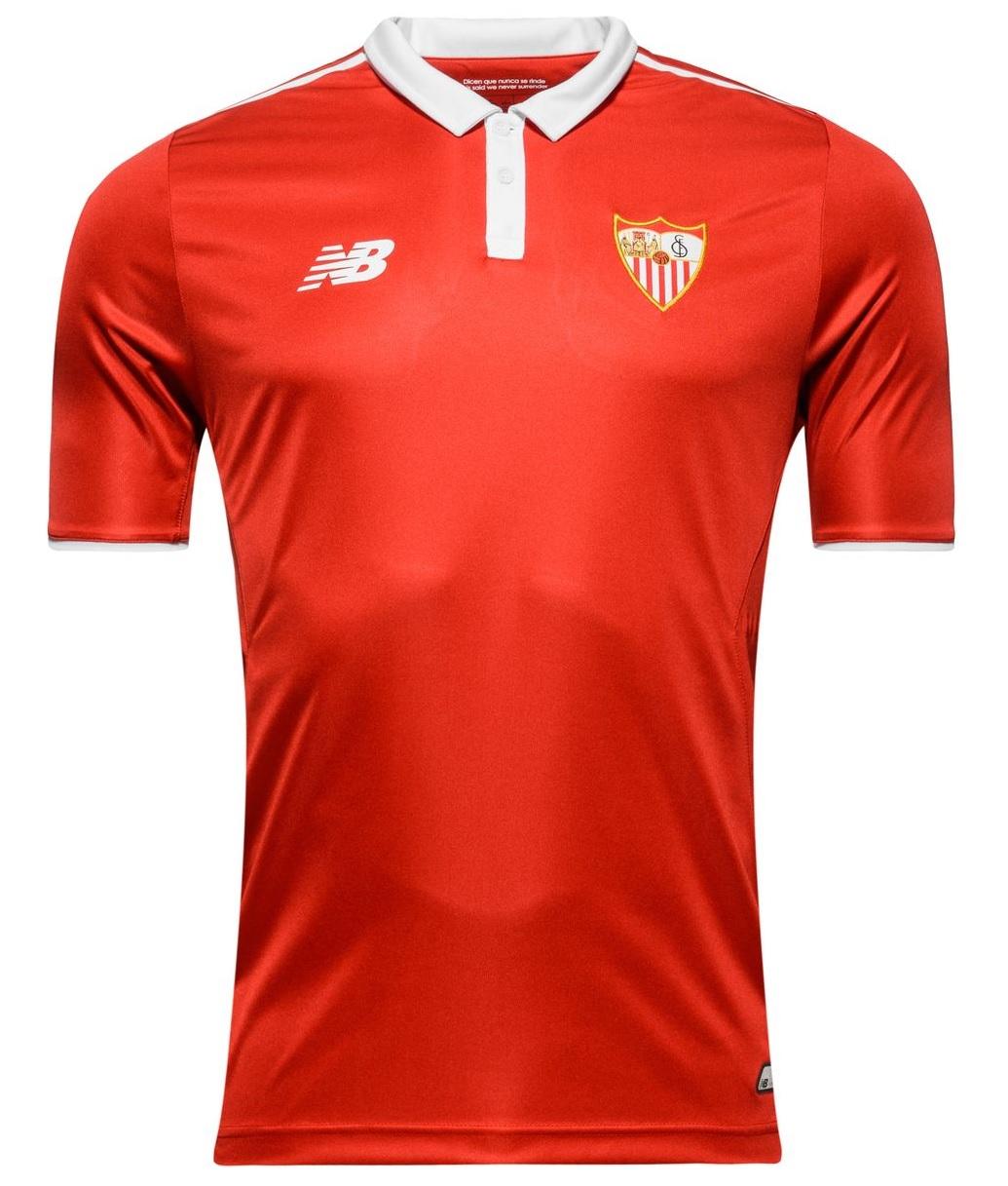 Sevilla uitshirt 2017