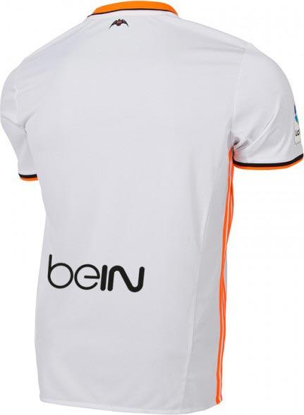 Valencia shirt 2017