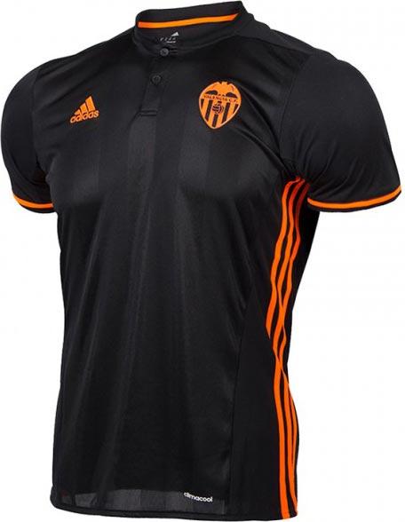Valencia voetbalshirts 2017 valencia cf shirt 2017 kopen Valencia home