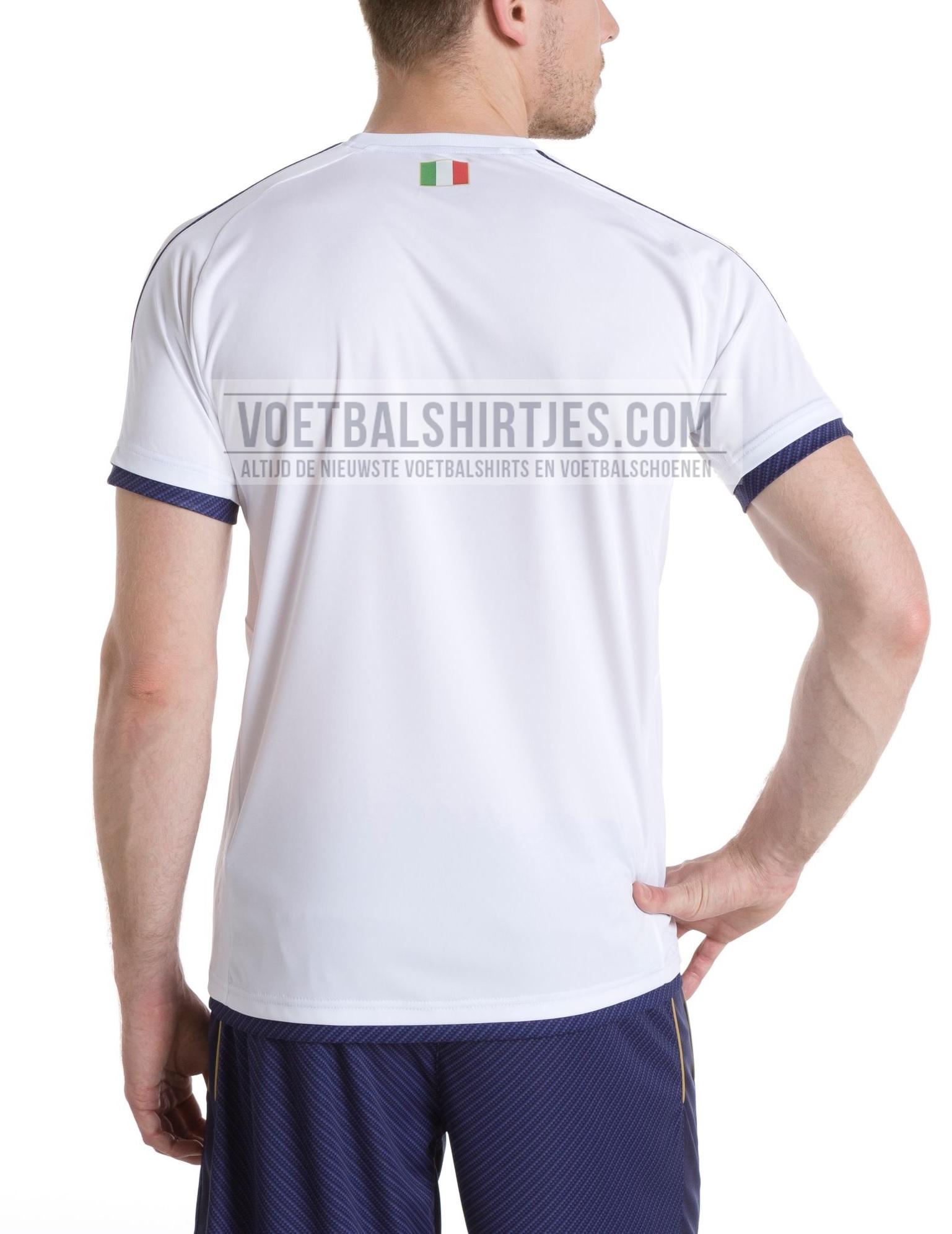 italia maglia tribute away 2016 2017