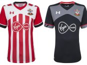 southampton fc voetbalshirts 2017