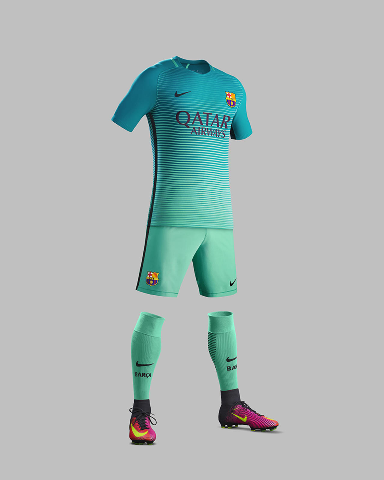 Barca camiseta 3. Champions League 2017