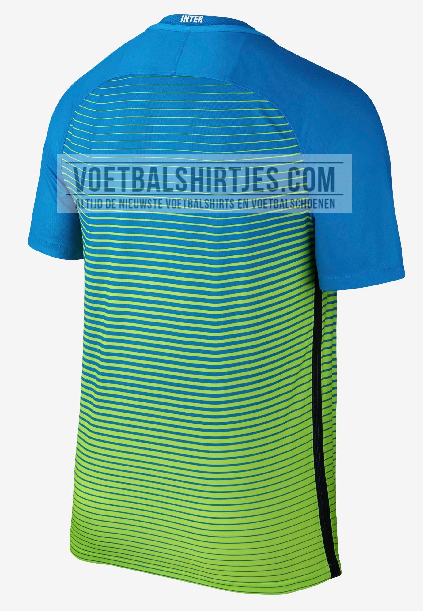 Inter 3rd kit 2017