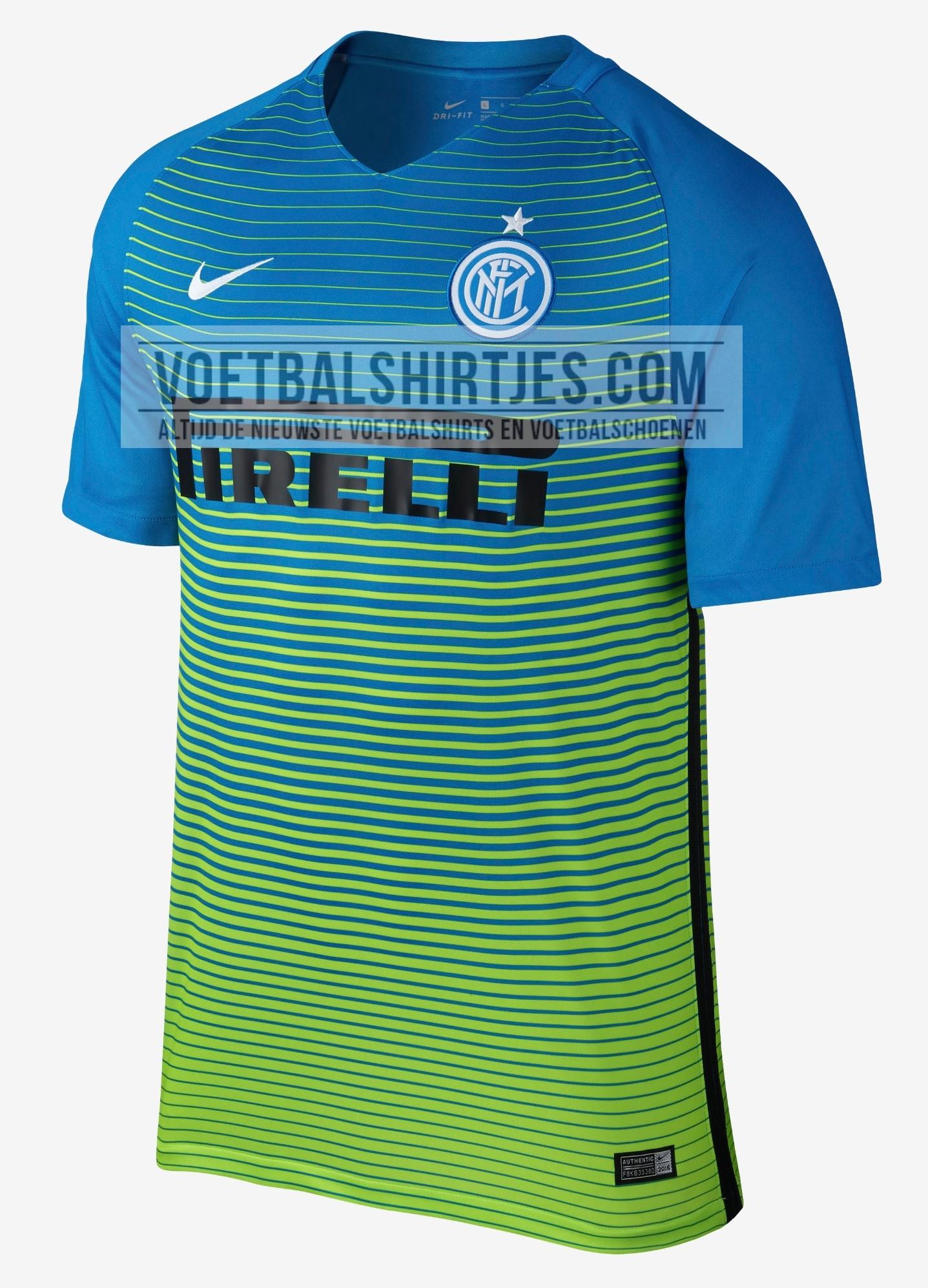 Inter third kit 2017