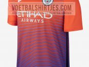 Manchester City third kit 2017