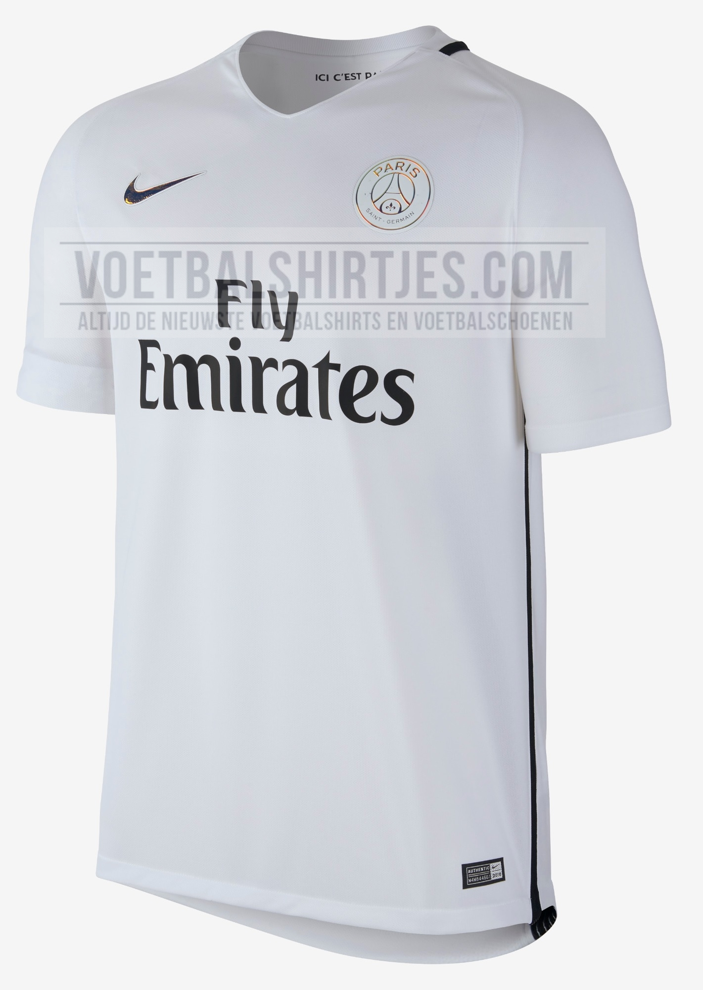 PSG third kit 2017