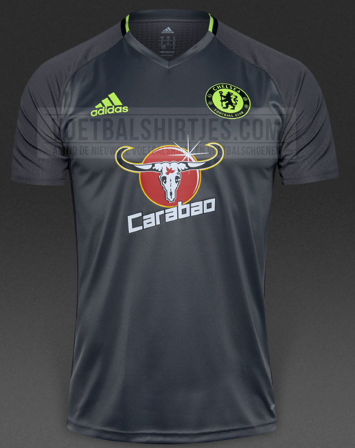 Chelsea trainingsshirt 2017