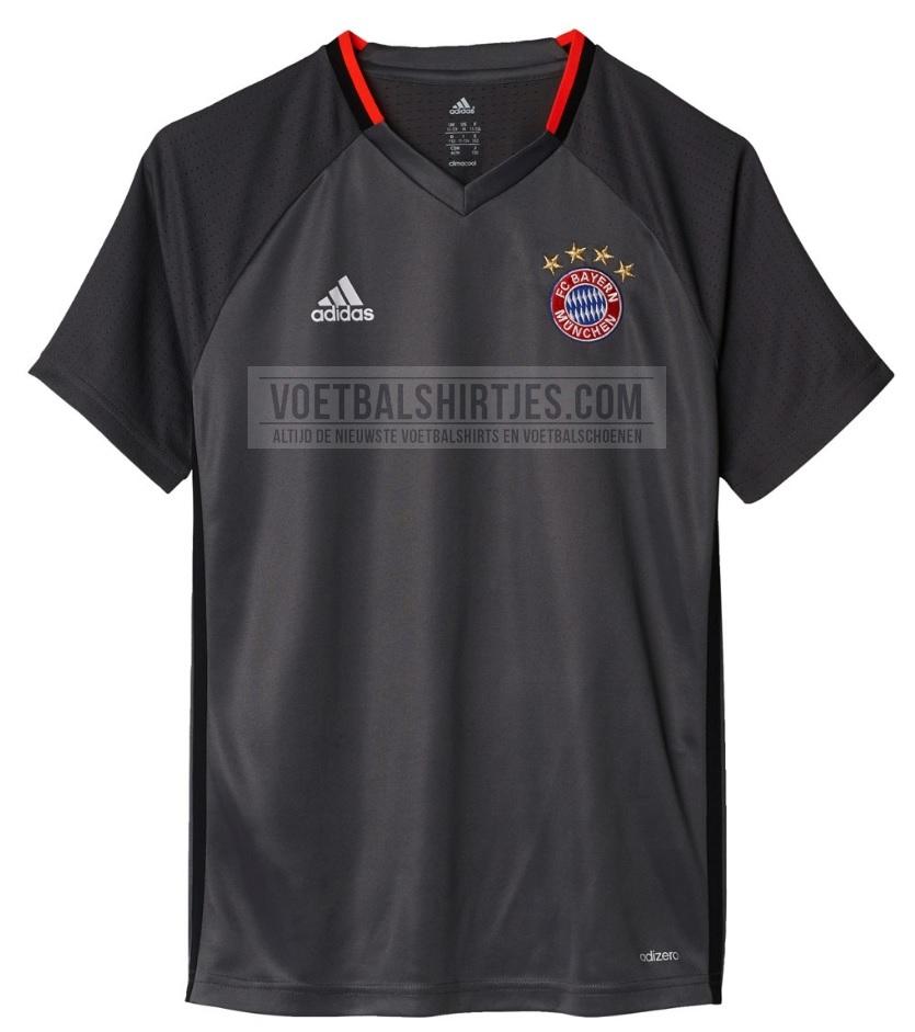 Bayern München trainingsshirt 2017