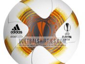 Europa League matchball 2017-2018