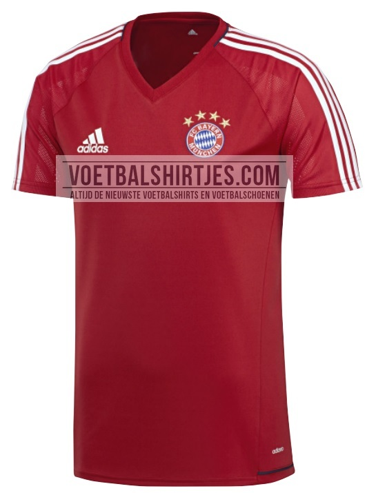 Fc Bayern training top 2017 2018