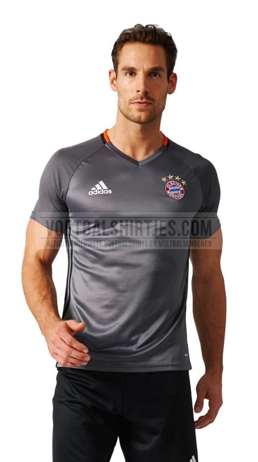 Bayern trainingsshirt 2017