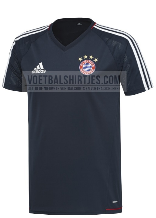 Fc Bayern training top 2017