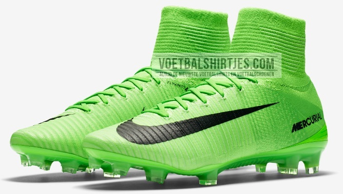 Mercurial Superfly V Green