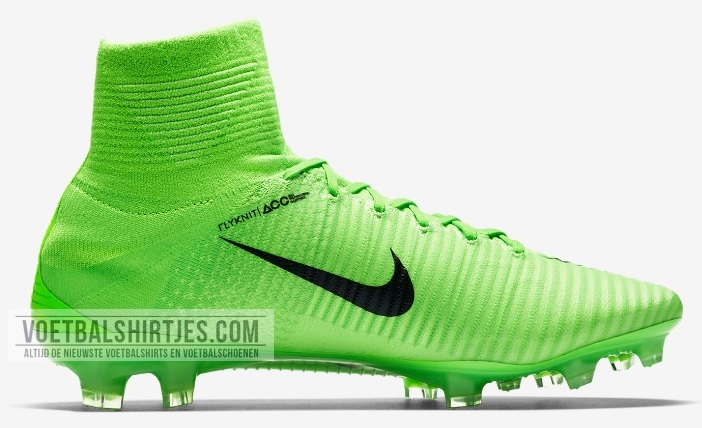 Mercurial Superfly Electric Green Ghost Green
