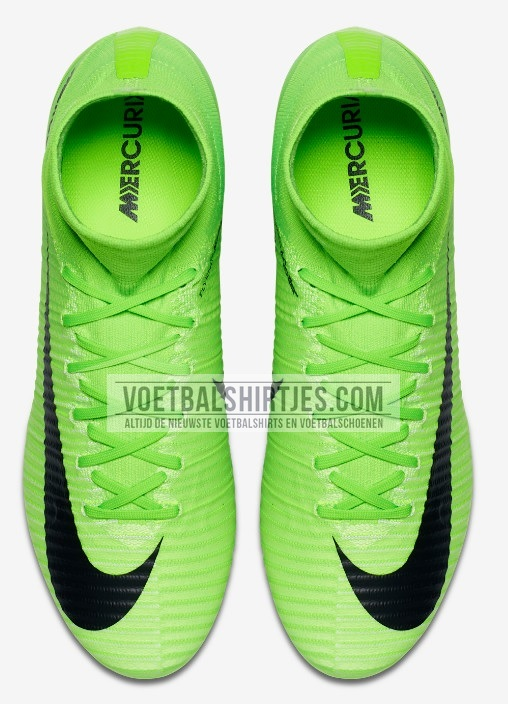 Nike Mercurial Superfly Electric Green