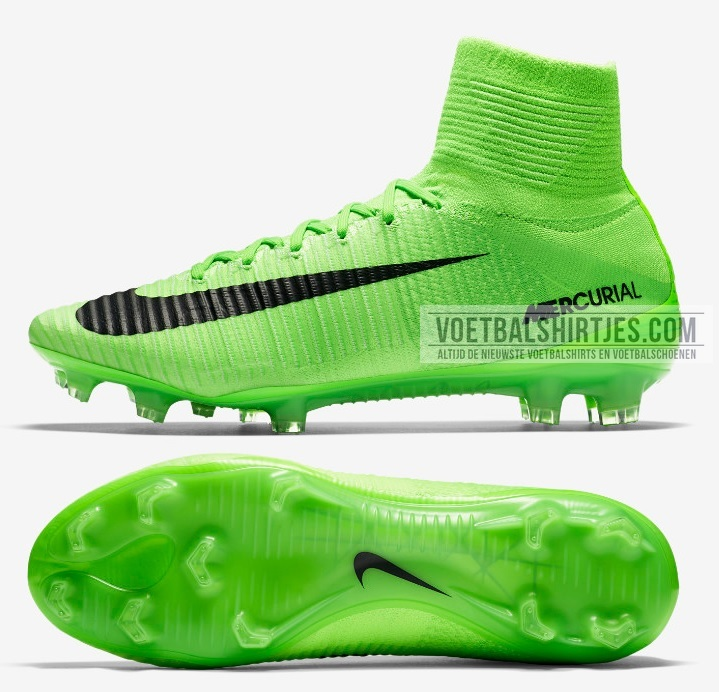 Nike Mercurial Superfly Green