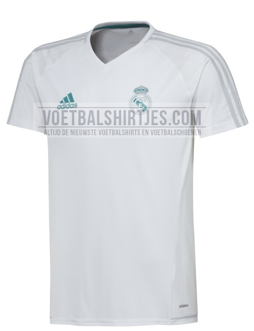 Real Madrid 2017/18 training top