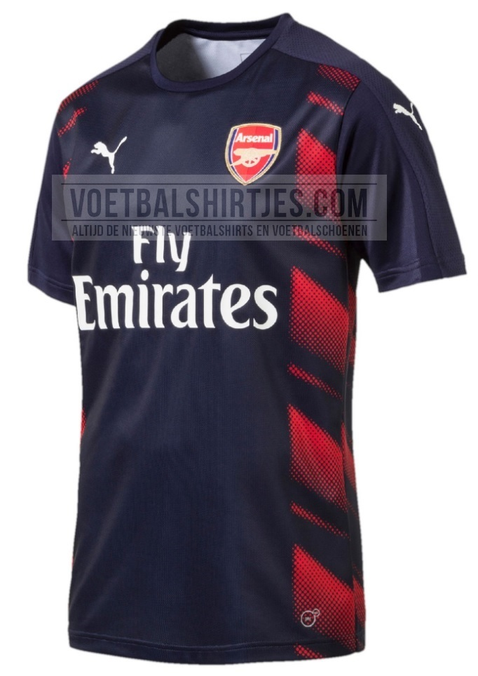 Arsenal pre match top 2017