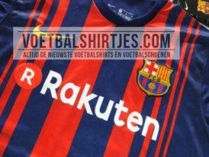 Barcelona shirt 17-18