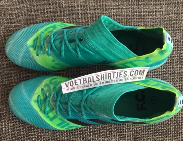 Adidas Nemeziz 17.1 energy aqua