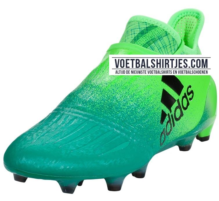 adidas X 16+ Purechaos solar green